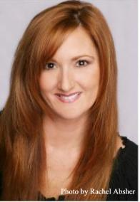 Master Hair Additions Specialist and Founder of Hair Therapy for Women, Bobbi Russell
